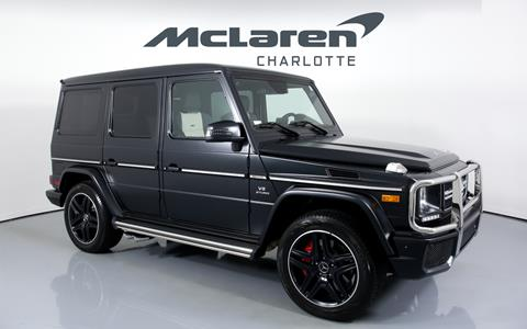 2018 Mercedes-Benz G-Class for sale in Charlotte, NC