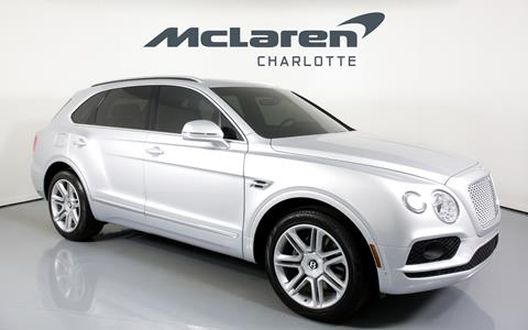 2018 Bentley Bentayga for sale in Charlotte, NC