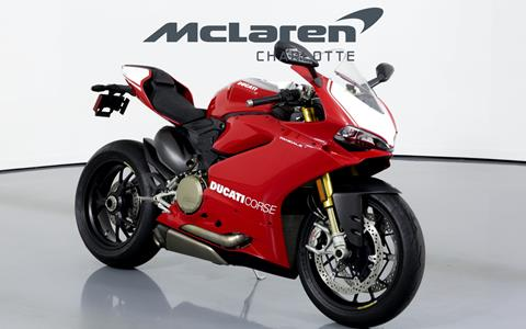 2016 Ducati PANIGALE for sale in Charlotte, NC