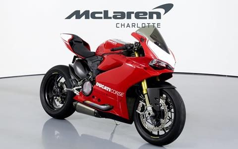 2017 Ducati PANIGALE for sale in Charlotte, NC