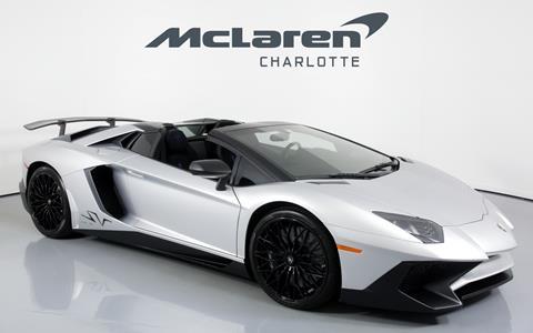 2017 Lamborghini Aventador for sale in Charlotte, NC