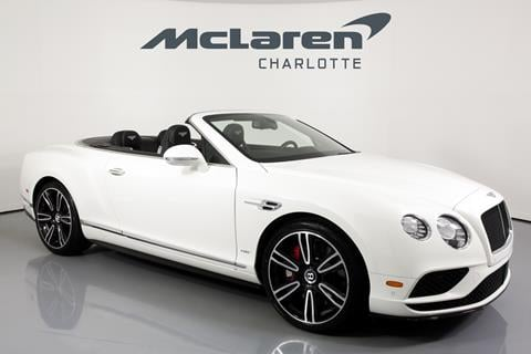 2016 Bentley Continental for sale in Charlotte, NC