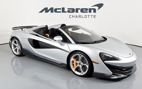 2020 McLaren 600LT Spider for sale in Charlotte, NC