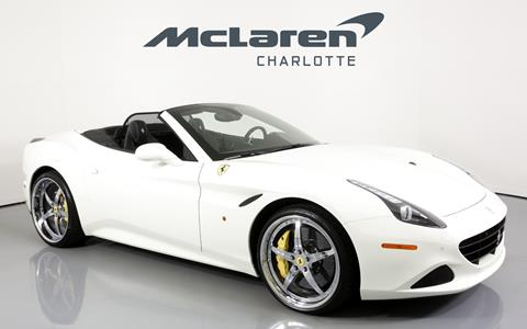 2017 Ferrari California T for sale in Charlotte, NC