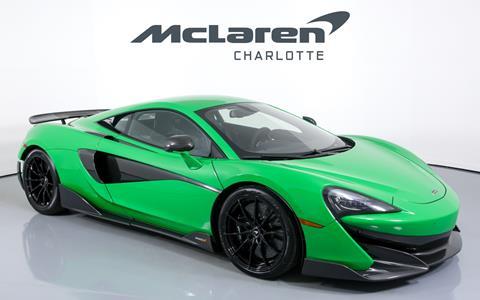 2019 McLaren 600LT for sale in Charlotte, NC