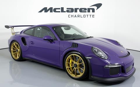 2016 Porsche 911 for sale in Charlotte, NC