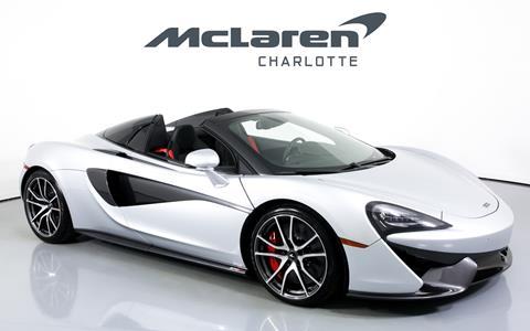 2019 McLaren 570S Spider for sale in Charlotte, NC