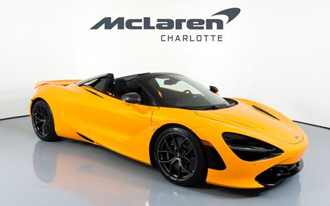2020 McLaren 720S Spider for sale in Charlotte, NC