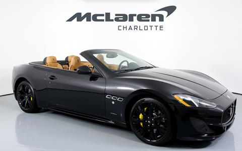 2015 Maserati GranTurismo for sale in Charlotte, NC