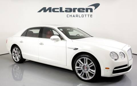2016 Bentley Flying Spur for sale in Charlotte, NC