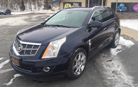 2010 Cadillac SRX for sale in Sioux City, IA