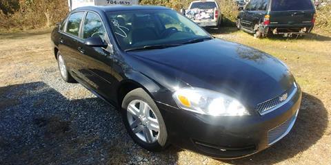 247 Auto Sales >> Chevrolet Impala Limited For Sale In Macon Ga 247 Auto Sales