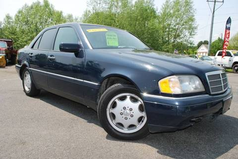 1996 Mercedes-Benz C-Class for sale in Gloversville, NY
