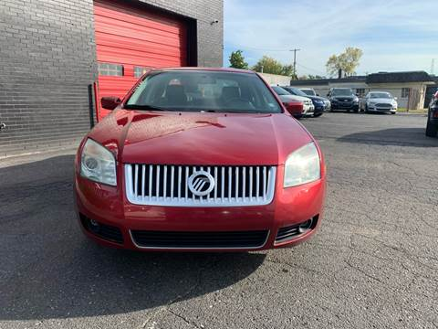 2008 Mercury Milan for sale in Warren, MI