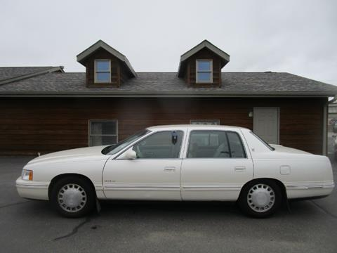 Buy Here Pay Here Lincoln Ne >> Used 1999 Cadillac DeVille For Sale - Carsforsale.com®