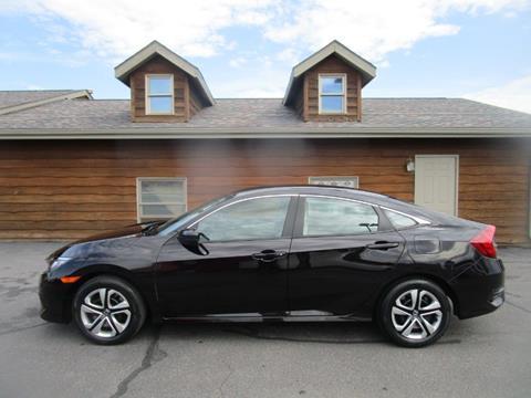 2016 Honda Civic for sale in Lincoln, NE