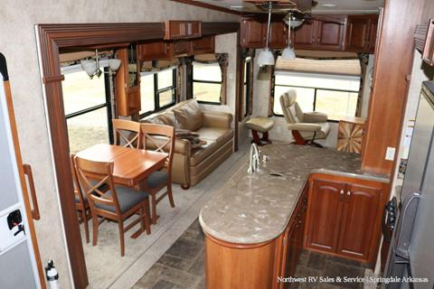 2013 Keystone Keystone Alpine 3555RL for sale in Springdale, AR