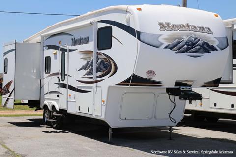 2011 Keystone Keystone Montana 3150RL for sale in Springdale, AR