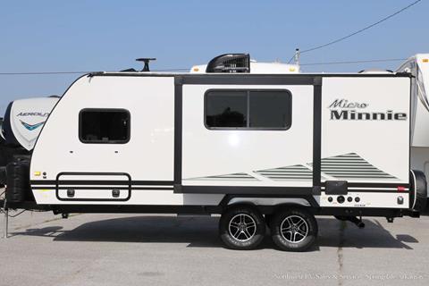 2020 Winnebago Winnebago Micro Minnie 2108TB for sale in Springdale, AR
