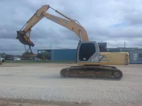 2002 Kobelco SK250LC for sale in Donna, TX