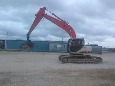2006 Linkbelt 210XL for sale in Donna, TX