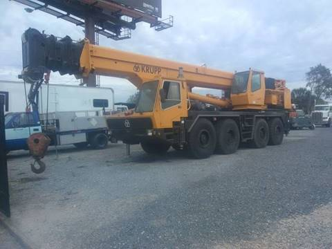 1988 Krupp 90 ton for sale in Donna, TX