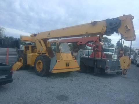 1991 Grove RT Crane for sale in Donna, TX