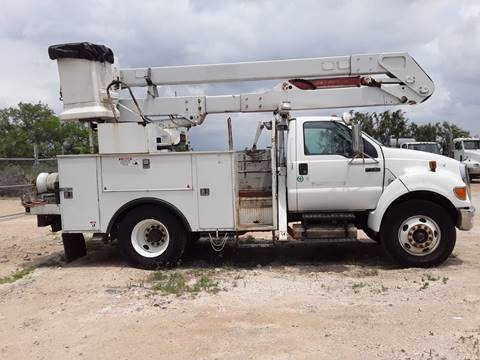 2008 Ford F-750 for sale in Donna, TX