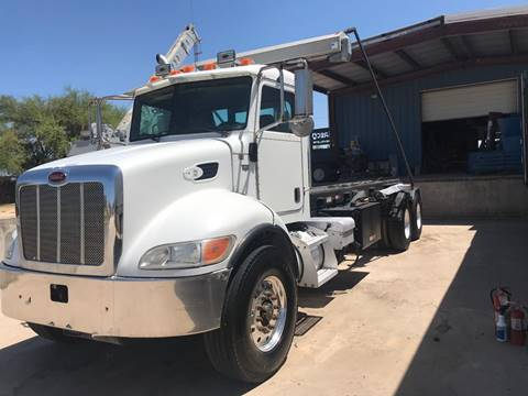 2007 Peterbilt Roll Off for sale in Donna, TX