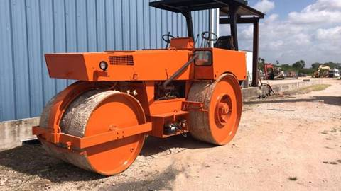 Hamm Hw90 Compactor for sale at JHS Machinery - Heavy Equipment in Donna TX