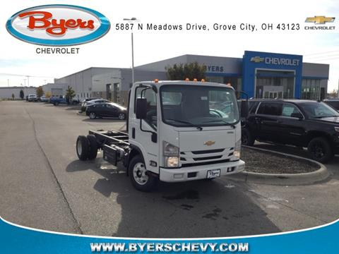 2019 Chevrolet Low Cab Forward for sale in Grove City, OH