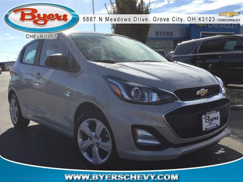 2019 Chevrolet Spark for sale in Grove City, OH