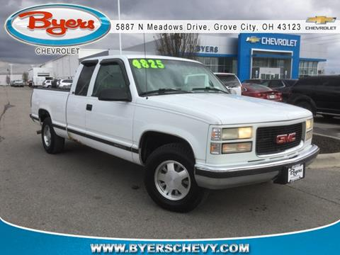 1996 GMC Sierra 1500 for sale in Grove City, OH