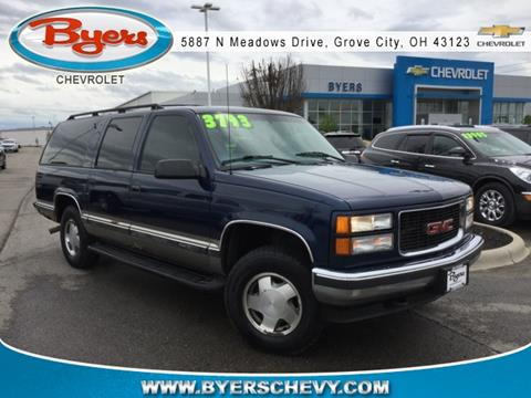 1999 GMC Suburban for sale in Grove City, OH