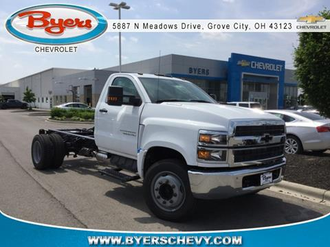 2019 Chevrolet Silverado 6500HD for sale in Grove City, OH