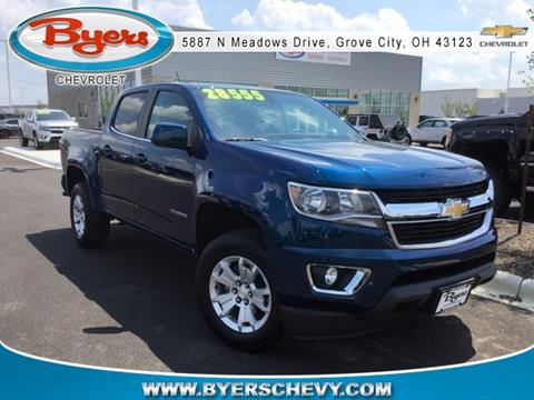 2019 Chevrolet Colorado for sale in Grove City, OH