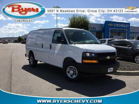 2019 Chevrolet Express Cargo for sale in Grove City, OH