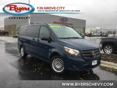 Minivans For Sale >> 2017 Mercedes Benz Metris For Sale In Grove City Oh