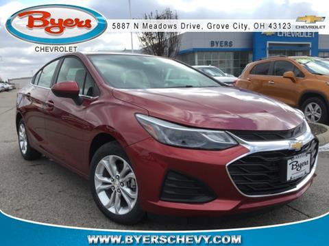 2019 Chevrolet Cruze for sale in Grove City, OH
