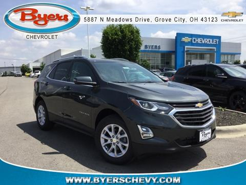 2019 Chevrolet Equinox for sale in Grove City, OH