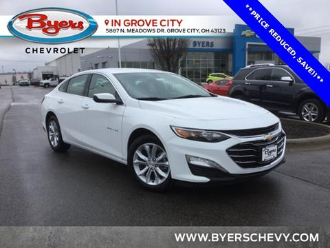 2019 Chevrolet Malibu for sale in Grove City, OH