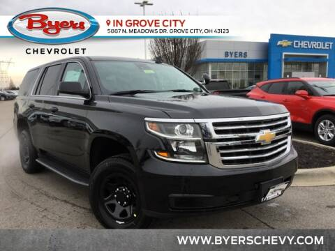 2020 Chevrolet Tahoe Police for sale at Byers Chevrolet of Grove City in Grove City OH