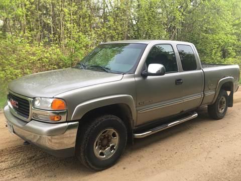 2001 GMC Sierra 2500 for sale in Montgomery, MN