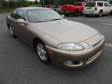 1999 Lexus SC 300 for sale in Jonestown, PA