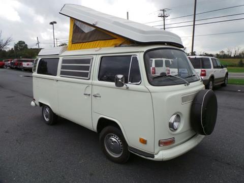 1972 Volkswagen Vanagon for sale in Jonestown, PA