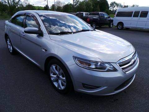 2010 Ford Taurus for sale in Jonestown, PA