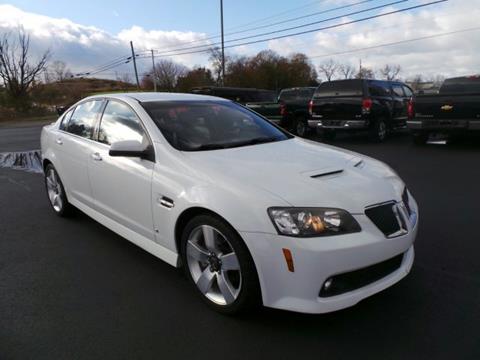2009 Pontiac G8 for sale in Jonestown, PA