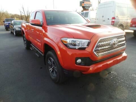 Toyota Lebanon Pa >> Used Toyota Tacoma For Sale In Lebanon Pa Carsforsale Com