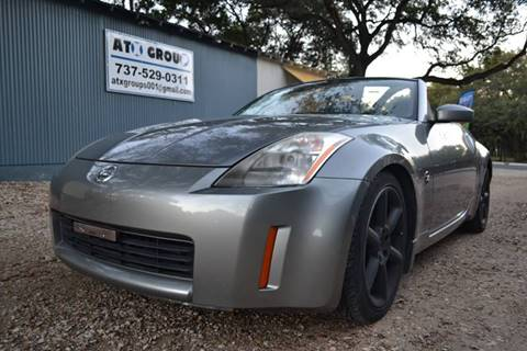Nissan 350z For Sale In Texas Carsforsale Com