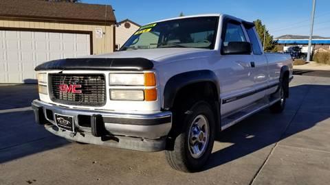 1996 GMC Sierra 2500 for sale in Cedar City, UT